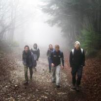 Mount Amiata - 16 février 2014